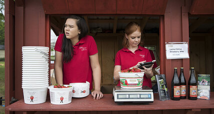 Summer jobs for teens wane even as research finds big benefits